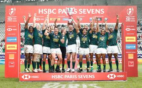 South Africa triumph in Paris to clinch back to back World Series titles.