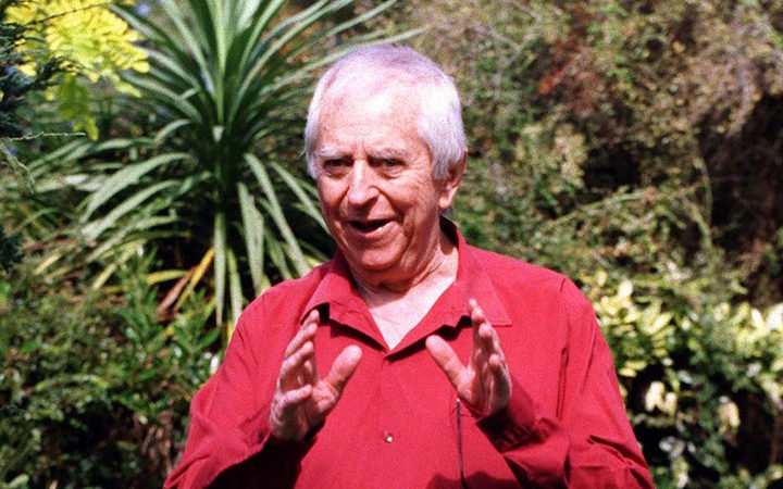 Bert Potter in 2009 after serving nine years in jail for child sex offences and drug charges.
