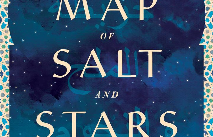 "cover of the book ""The Map Of Salt And Stars"" cover"