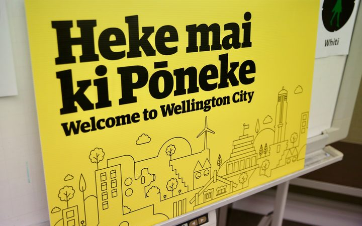 Heart' of Wellington rebirthed with new Māori name | RNZ News