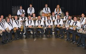 National Band of New Zealand 2017