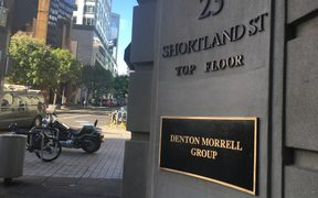Denton Morrell's New Zealand office is in downtown Auckland