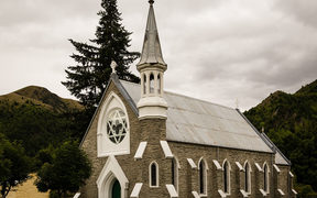 St Patrick's Catholic Church, Arrowtown, New Zealand