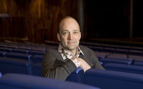 NZ Opera's new General Director Thomas de Mallet Burgess