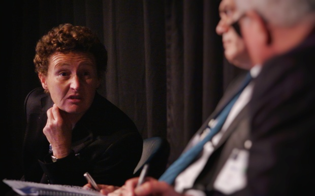 French Ambassador Florence Jeanblanc-Risler, pictured in Auckland in October.