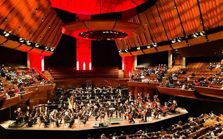 Radio New Zealand : Concert : Programmes : Music Alive