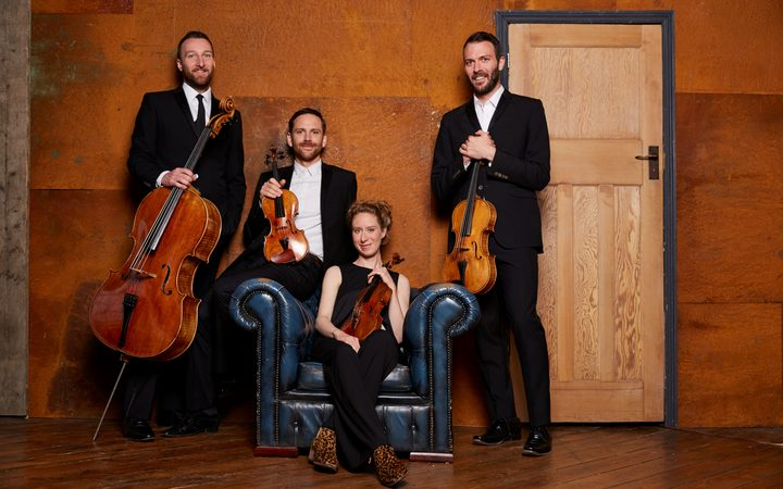 The Heath Quartet