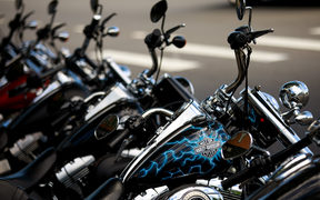 The American motorcycle company announced on Monday that it will shift production of some of its bikes overseas in order to avoid retaliatory tariffs by the European Union in response to U.S. President Donald Trump's tariffs on steel and aluminum imported from the EU.