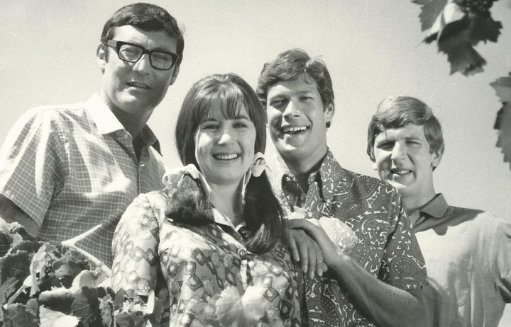 The Seekers - Athol Guy, Judith Durham, Keith Potger and Bruce Woodley