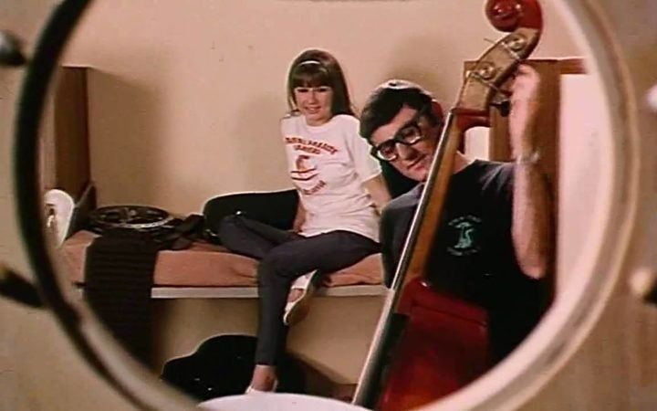 Seekers - Judith Durham and Athol Guy, still from 'The Water Is Wide'
