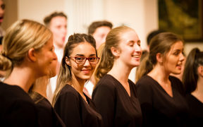 NZ Secondary Students' Choir April 2018