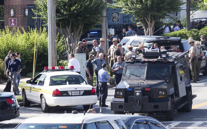 Shooting at 'Capital Gazette' Newsroom Leaves Multiple Fatalities