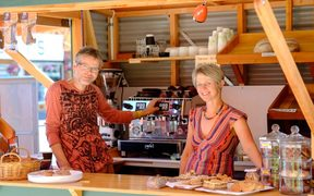 Rolf and Ute Kleine were wrongly targeted by police.