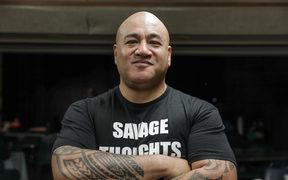 Bill Urale, known by his stage name King Kapisi, is a New Zealand hip hop recording artist. He also runs the stage and the mic every Monday night at OMAC.