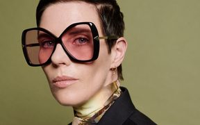 Designer Karen Walker says sustainability is also about sustaining a business. Find out more in this RNZ podcast episode of My Heels Are Killing Me recorded live at iD Fashion Week.