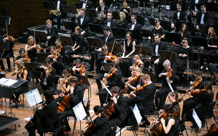 NZSO National Youth Orchestra