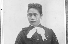 Meri Te Tai Mangakahia one of the first Maori suffragists