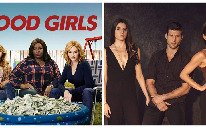 Netflix's The Good Girls and The Imposters on Lightbox