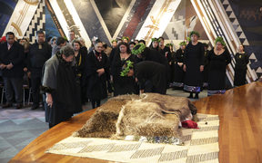 After more than a century the unknown remains of 17 Māori and Moriorio ancestors have returned to Aotearoa.