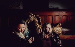 Norma Waterson and Eliza Carthy - from their new album Anchor