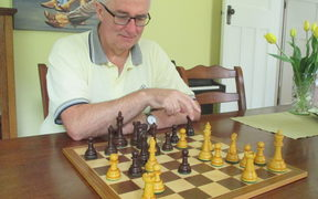 Bill Forster is the editor of New Zealand Chess magazine