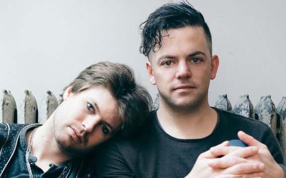 Thomas Bartlett and Nico Muhly