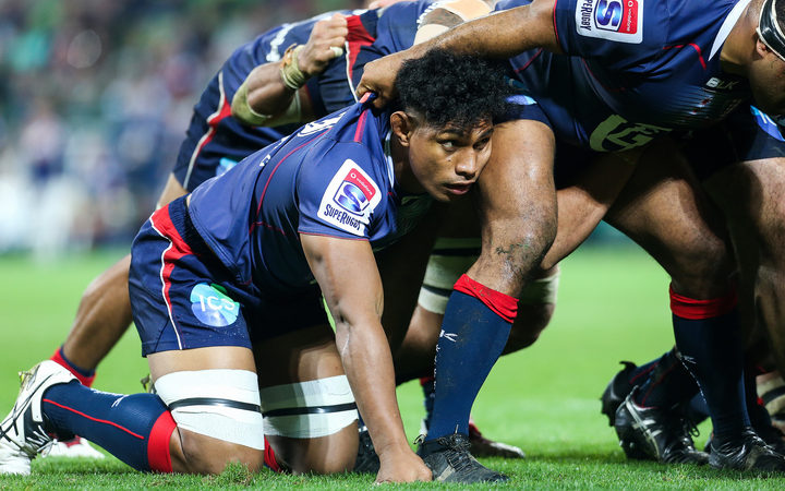 Mafi and Timani fined by Melbourne Rebels for Dunedin…