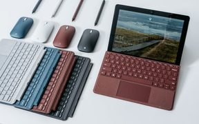 Microsoft's Surface Go. A competitor to the iPad?