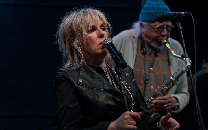Lucinda Williams & Charles Lloyd