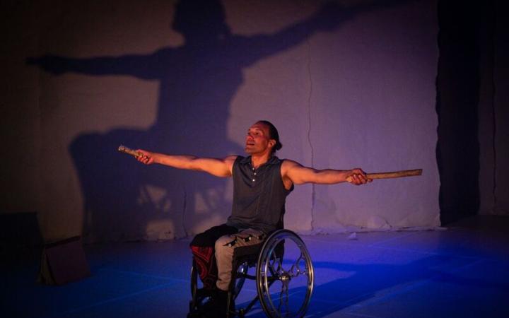 Rodney Bell: Dancing a Duet with a wheelchair   RNZ