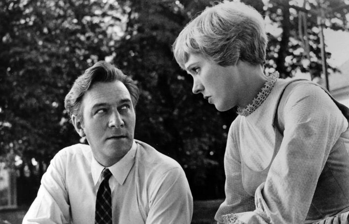 The Sound of Music's Christopher Plummer and Dame Julie Andrews