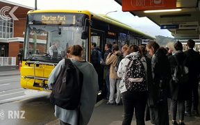Wellington commuters vent as all bus routes change