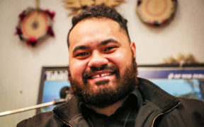 Manase Latu a finalist in the 2018 Lexus Song Quest.