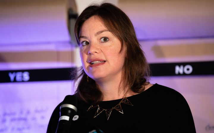 Women's Minister Julie Anne Genter.