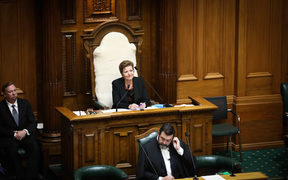National MP Anne Tolley is the Deputy Speaker of the House.