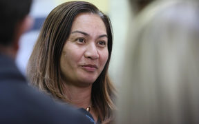 Green Co-Leader Marama Davidson