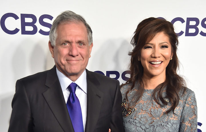 CBS independent directors respond to report of misconduct by CEO Les Moonves