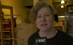Sarah Aspinwall said the local economy had still not yet recovered seven years after the devastating Christchurch earthquake.