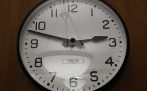 Select Committee Room Clock at Parliament