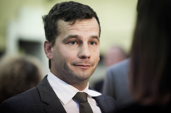 ACT Party leader David Seymour