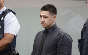 Dylan Nuku appeared in the High Court in Wellington.