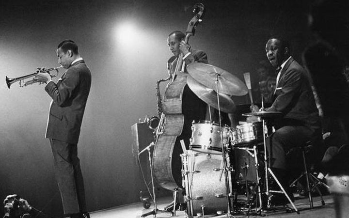 Lee Morgan, Jymie Merritt, Art Blakey