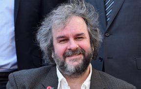 Sir Peter Jackson attends a ceremony honoring him with the 2,538th Star on The Hollywood Walk of Fame on December 8, 2014 in Hollywood, California.