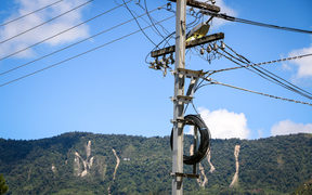 PNG Power lines