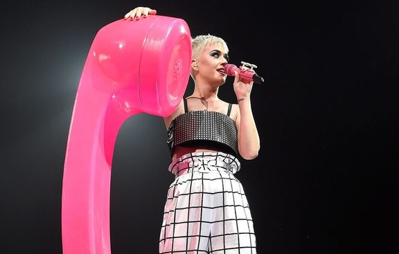 Katy Perry Live at Spark Arena
