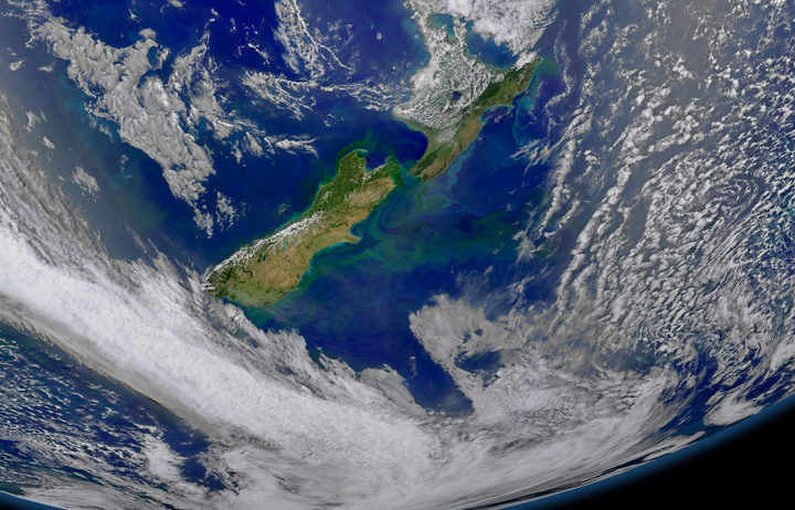 radionz.co.nz - Science body teams up with NASA for ecology mission