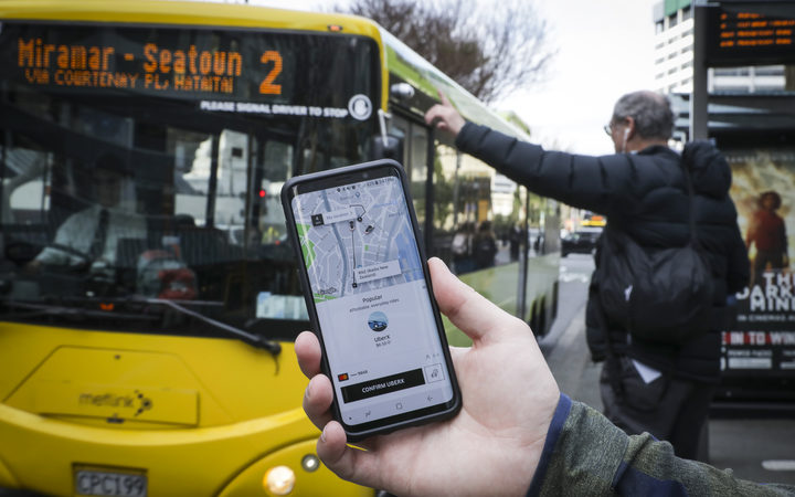 Greater Wellington has funded a limited number of Uber fares for people with significant needs such as the elderly while they rectify their timetable and route issues as a result of recent changes.
