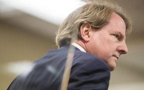 President Donald Trump has announced that White House counsel Don McGahn will leave his job with the administration after the confirmation of Supreme Court Justice nominee of Brett Kavanaugh.