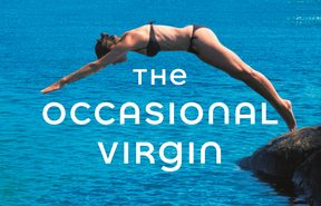 "cover of the book ""The Occasional Virgin"""