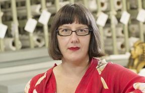 Claire Regnault: senior curator at Te Papa, specialising in dress in colonial NZ.